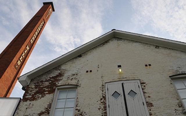 Todmorden Mills exterior