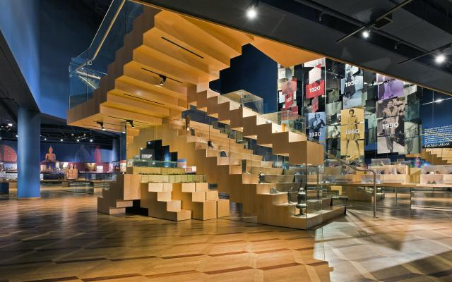 All About Shoes exhibition at the Bata Shoe Museum