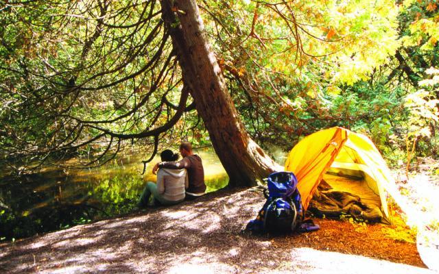 Albion Hills Campground