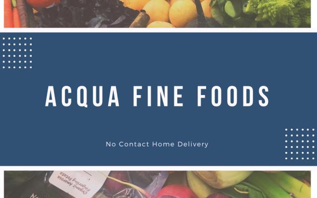 Acqua find foods
