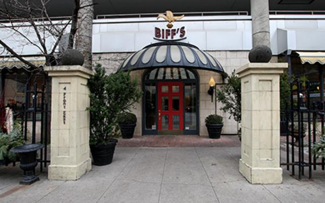Welcome to Biff's Bistro