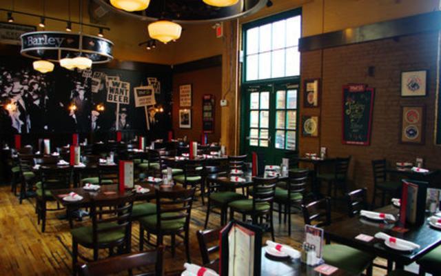 Brew Pub Back Dining Room