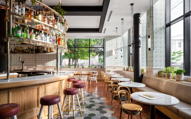 The Broadview Hotel - Cafe + Bar