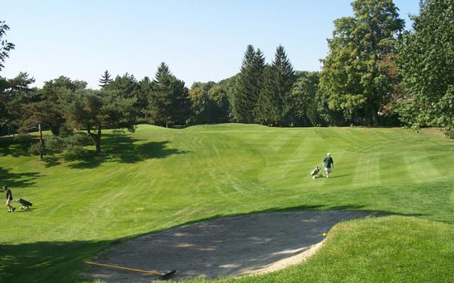 Dentonia Park Golf Course