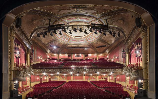 The Elgin Theatre. Photo: Hubert Ye Hua