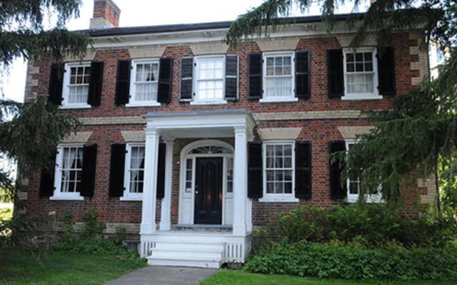 Gibson House Exterior