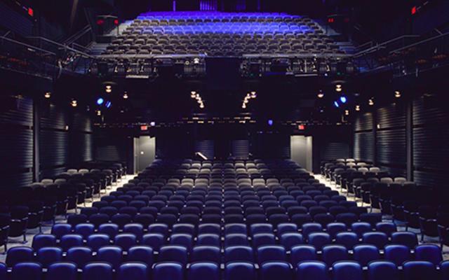 CAA Theatre Interior