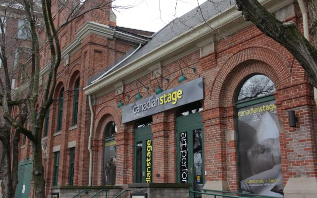 Berkeley St Theatre