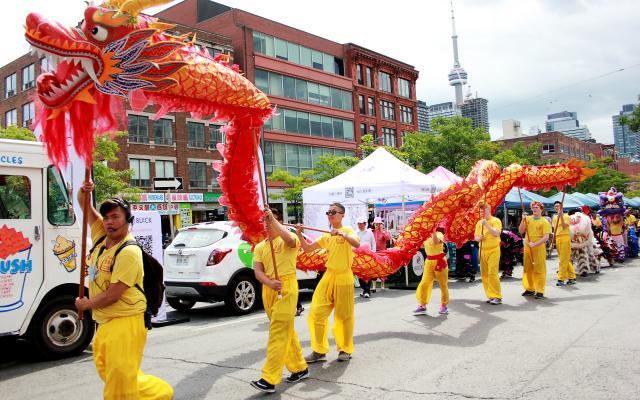 Toronto Chinatown Festival 2018