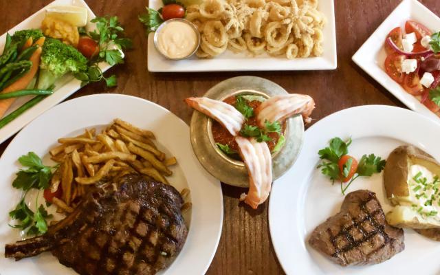 Bardi's menu items