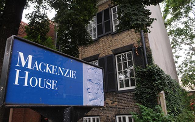 Mackenzie House exterior
