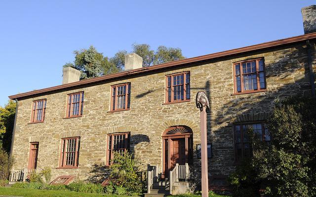 Montgomery's Inn Exterior
