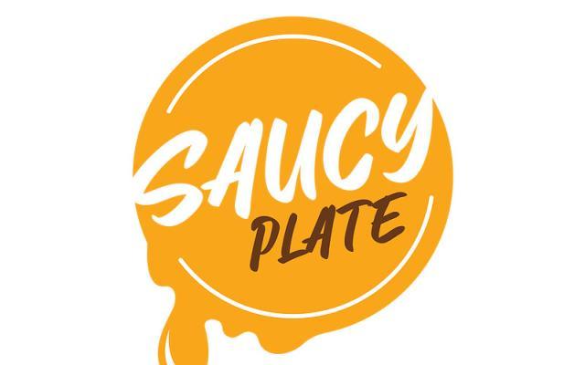 saucy plate