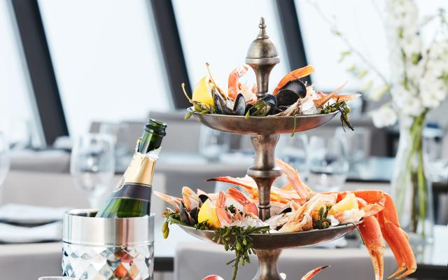 360 Seafood Tower