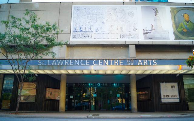 St. Lawrence Centre Exterior