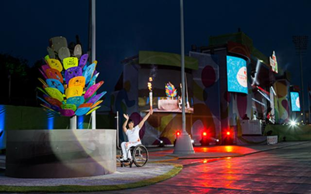 TORONTO 2015 Parapan Am Games Opening Ceremony