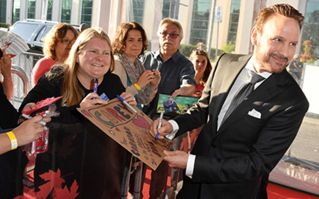 Corey Hart, 2016 Canada's Walk of Fame Inductee, 2016 Red Carpet / Photography: George Pimentel