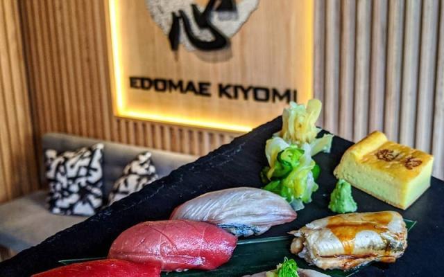 Edomae Kiyomi (Sushi & Tempura Omakase)