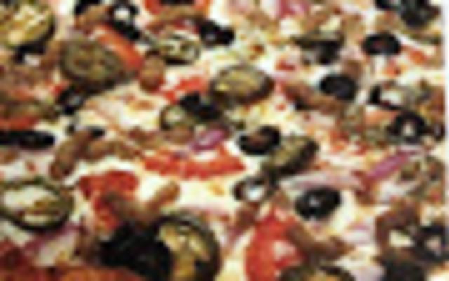 grabba a pizza
