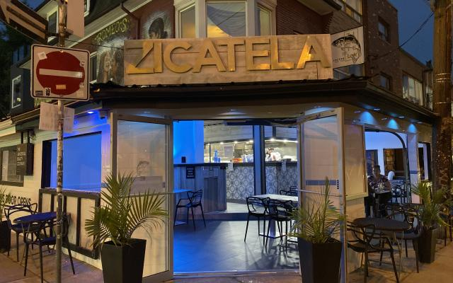 ZICATELA Seafood Restaurant