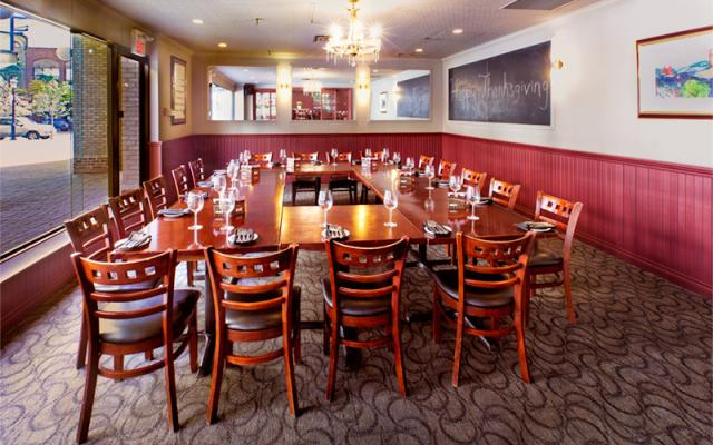 Library-Private Dining