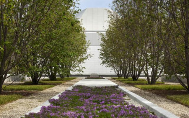 Aga Khan Museum and Garden   /   Photo: Tom Arban Photography