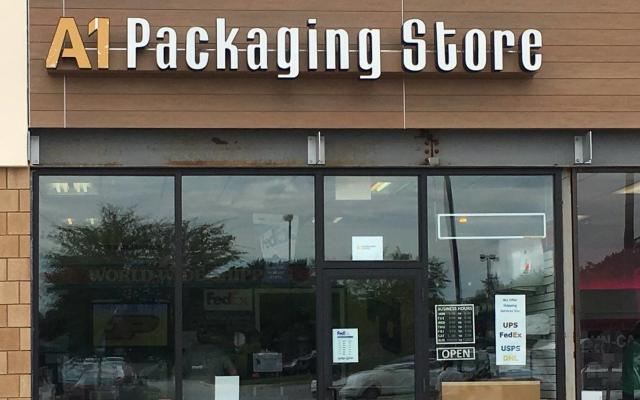 A1 Packaging Store
