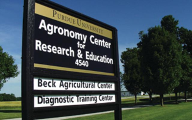 Purdue Agronomy Center for Research and Education (ACRE)