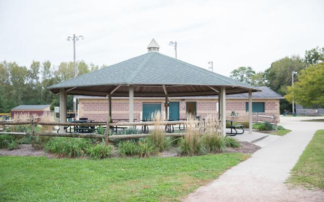 Armstrong Park Shelter