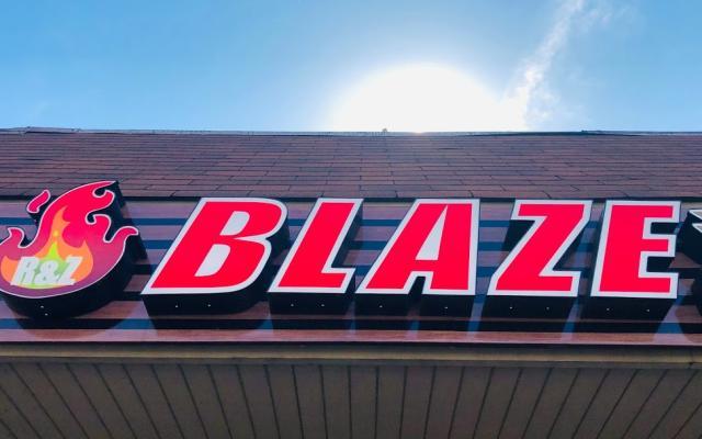 Blaze Chinese BBQ