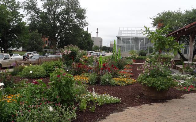 Purdue University Horticulture Gardens