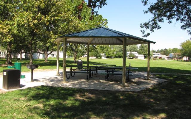 George Lommel Park Shelter