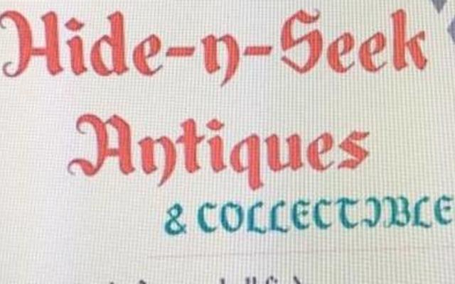 Hide-n-Seek Antiques & Collectibles