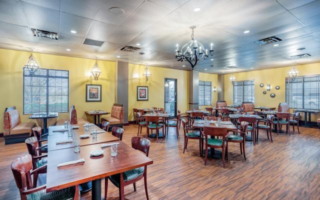 Holiday Inn - City Centre Restaurant and Bar