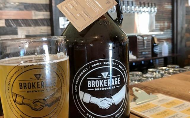 Brokerage Beer