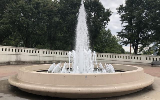 Margerum Fountain