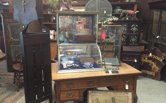 Koehler Bros. Antiques & Delphines Antiques