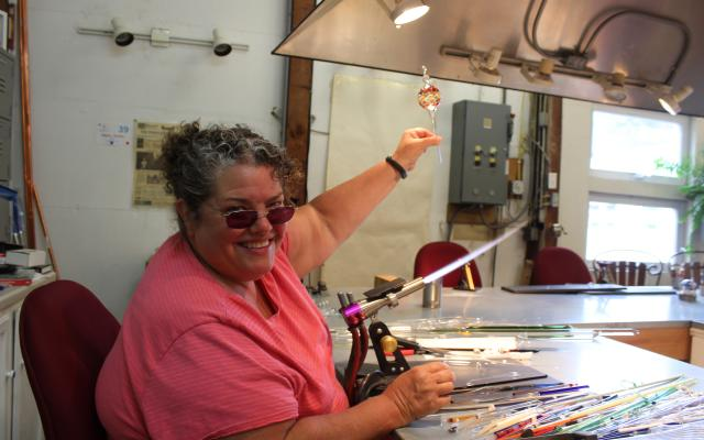 Inspired Fire Glass Studio & Gallery