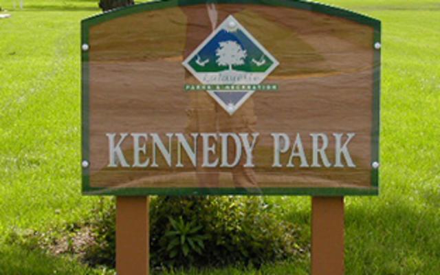 Kennedy Park Sign