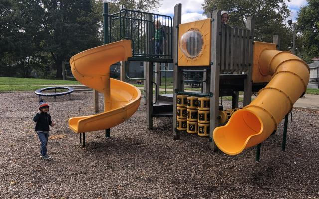 Linnwood Park Play Area