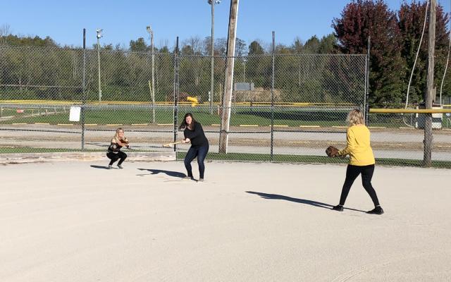Marlen Park Baseball Field