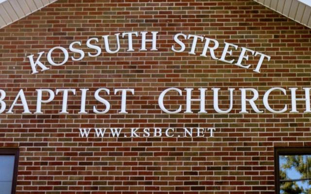 Kossuth Street Baptist Church