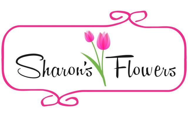 Sharon's Flowers Logo
