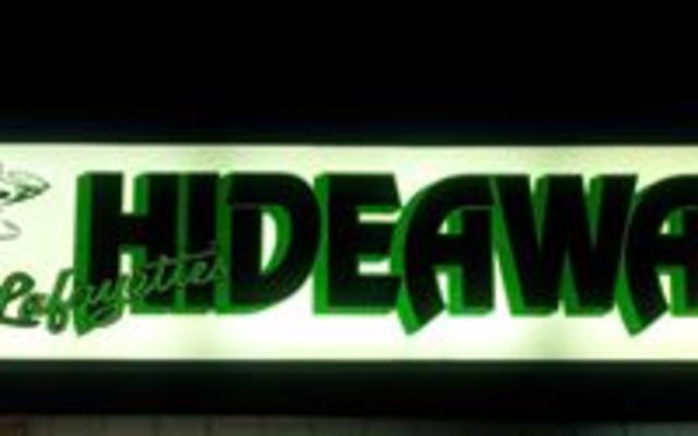 The Hideaway Lounge