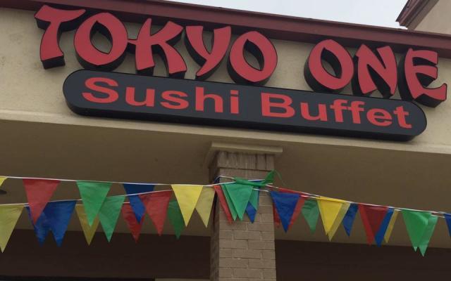 Tokyo One Sushi Buffet