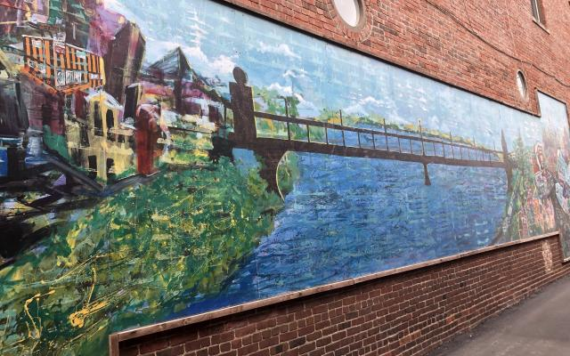 Two Cities Mural