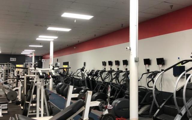 Universal Fitness Equipment