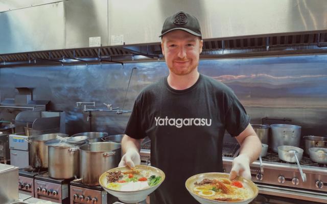 Yatagarasu kitchen