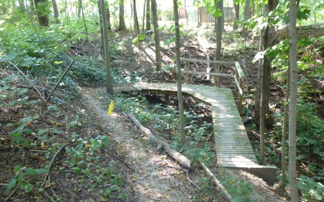 Haan Mountain Bike Trail