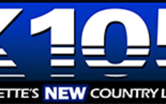 WKOA 105 Logo